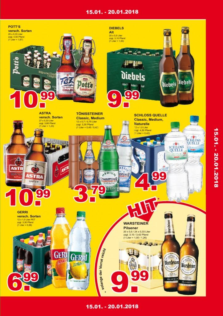 GPG Getränke GmbH - Aktuelle Angebote